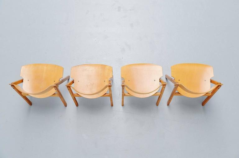 Victor Bernt Dining Chairs by Soren Willadsen, Denmark, 1972 5