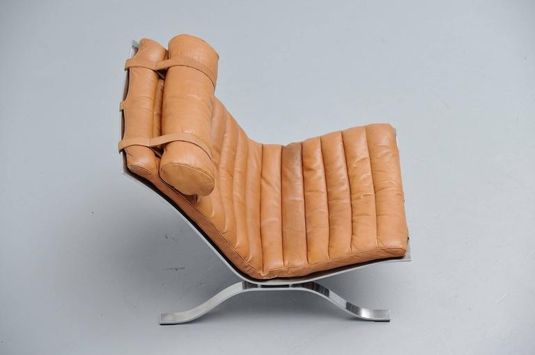 Arne Norell Ari Lounge Chair Sweden 1966 At 1stdibs