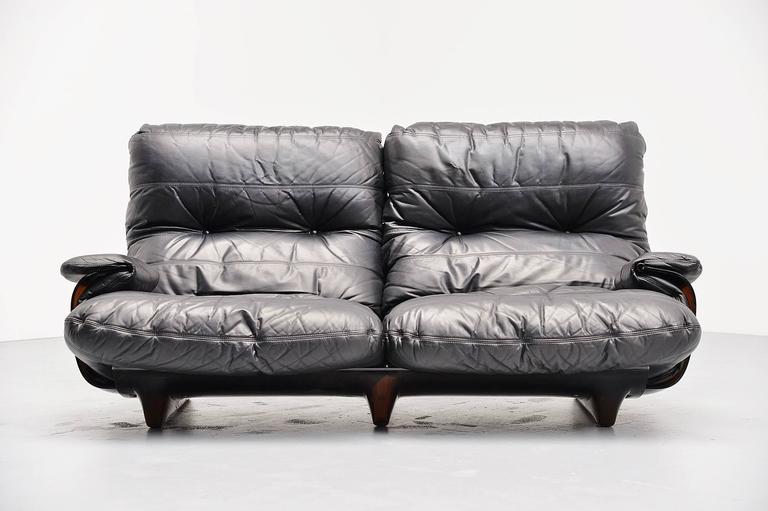 michel ducaroy marsala sofa by ligne roset france 1970. Black Bedroom Furniture Sets. Home Design Ideas