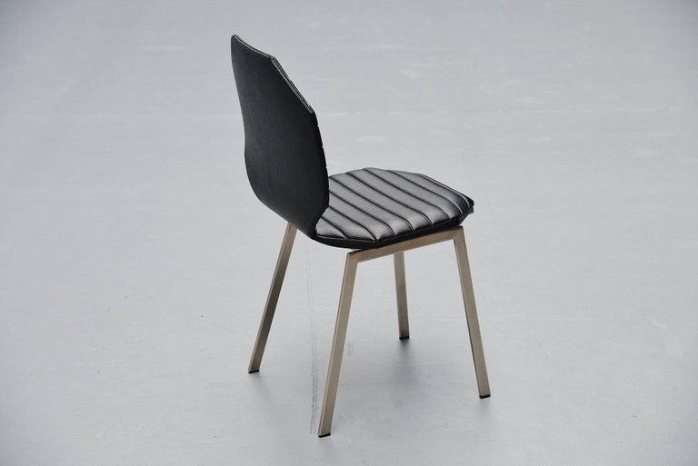 Mid-Century Modern Rudolf Wolf Side Chair, Holland, 1959 For Sale