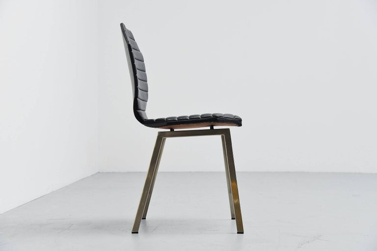 Rudolf Wolf Side Chair, Holland, 1959 In Excellent Condition For Sale In Roosendaal, Noord Brabant