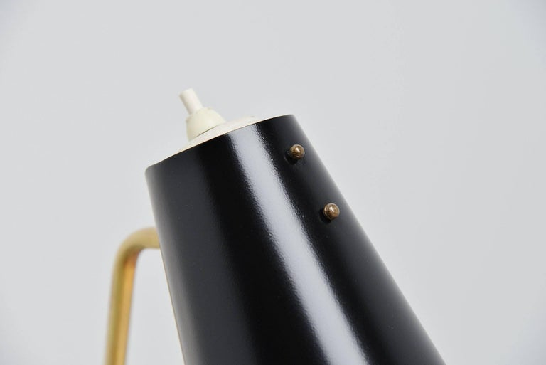 ASEA Belysning Floor Lamp, Sweden, 1960 In Excellent Condition For Sale In Roosendaal, Noord Brabant