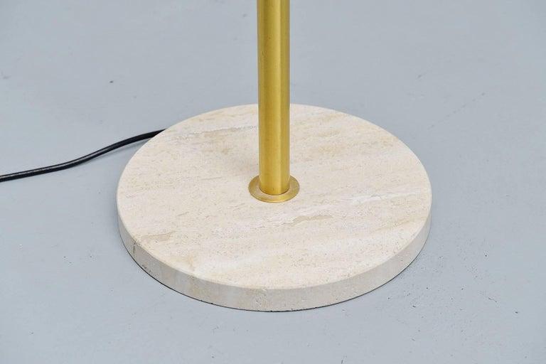 Italian Salvatore Gregorietti Tricia Floor Lamp Lamperti, Italy, 1960 For Sale