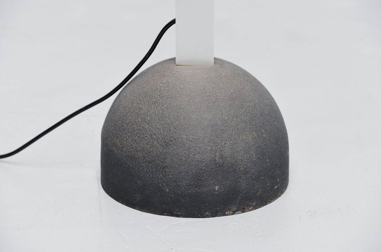 Mid-Century Modern Gae Aulenti Sistema Trepiu Stilnovo Floor Lamp, 1972 For Sale