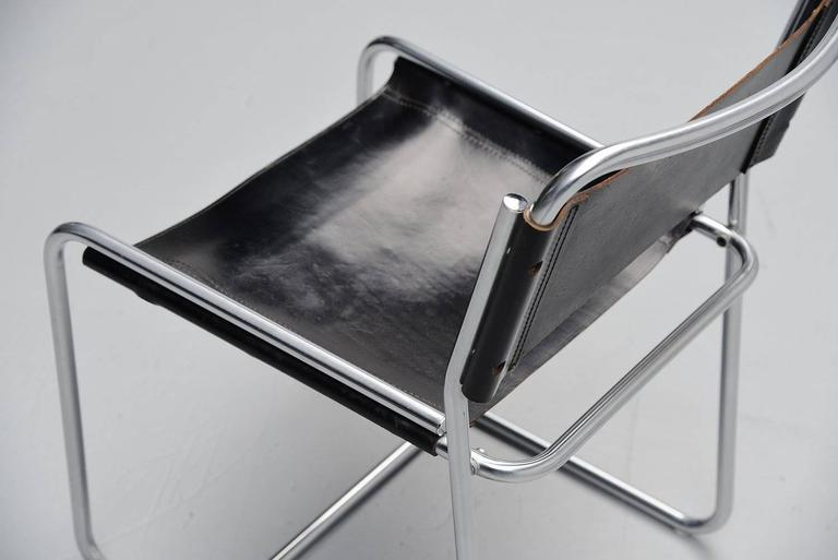 Claire Bataille & Paul Ibens dining chairs 't Spectrum 1971 10