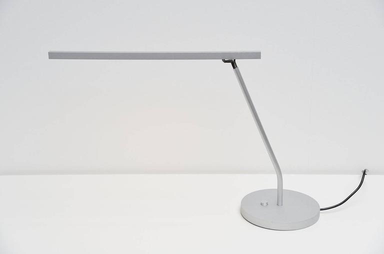 Bauhaus Floor Lamp Yellow