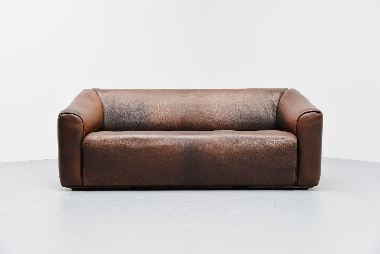 De sede ds47 3 lounge sofa switzerland 1970 at 1stdibs for Sofa 500 euro