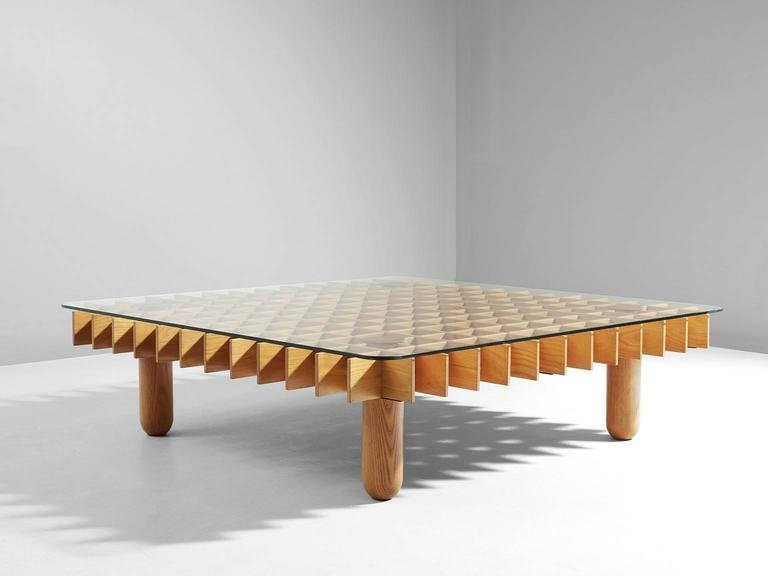 Gianfranco Frattini Large 39 Kyoto 39 Coffee Table For Sale At 1stdibs