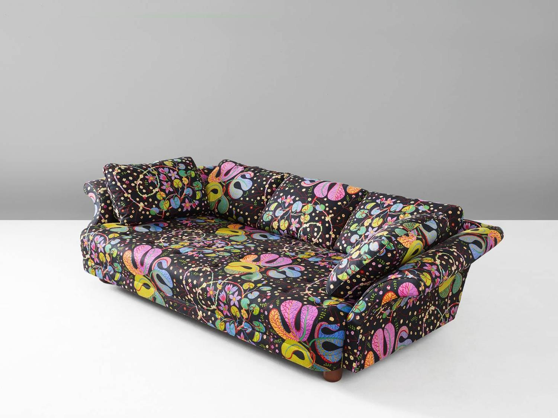 Josef Frank 39 Liljevalchs 39 Sofa In Colorful Fabric By J