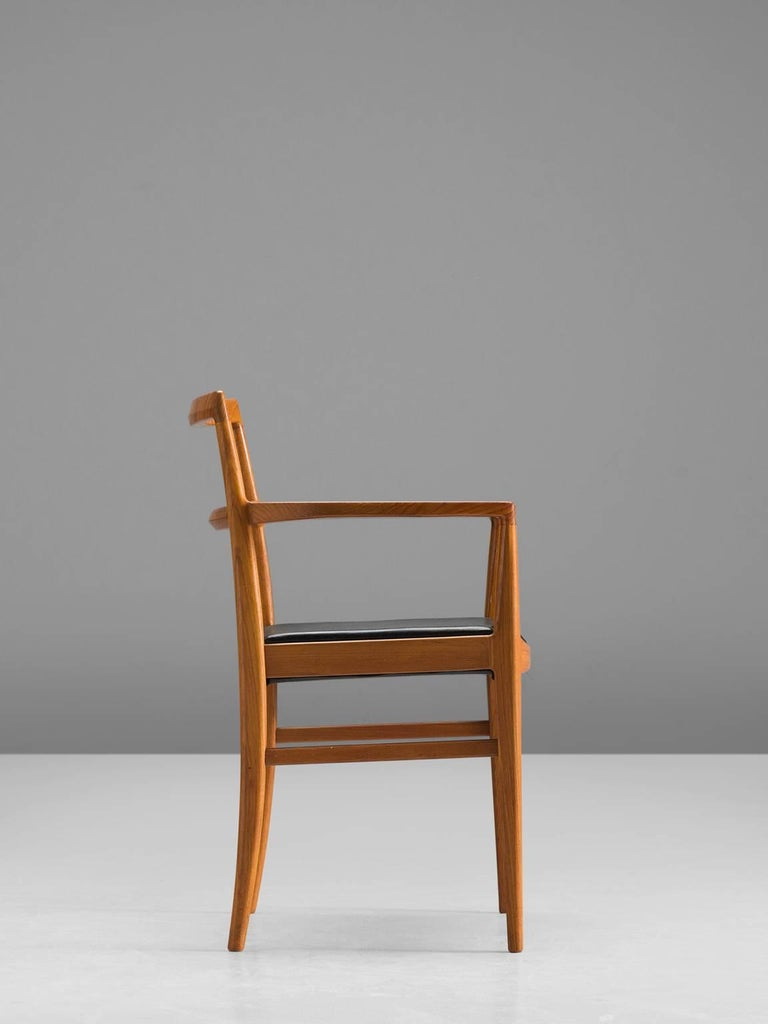 Arne Vodder Armchair for Sibast Mobler In Good Condition For Sale In Waalwijk, NL