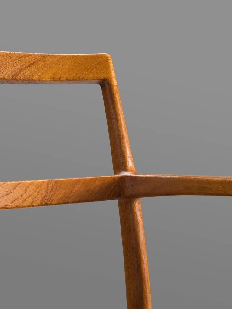 Mid-20th Century Arne Vodder Armchair for Sibast Mobler For Sale