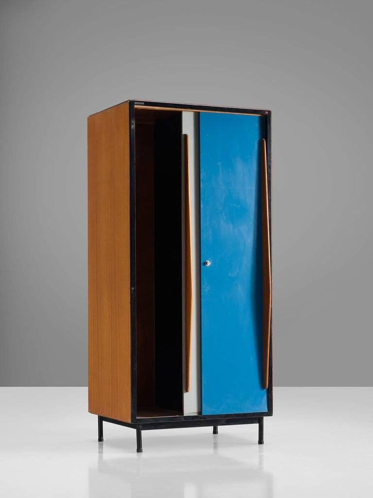 Belgian Willy Van Der Meeren Restored Cabinet for Tubax For Sale