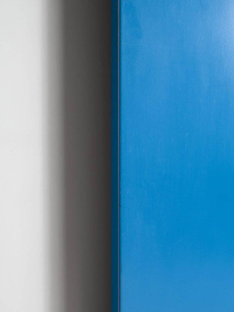 Metal Willy Van Der Meeren Restored Cabinet for Tubax For Sale