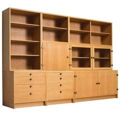 Børge Mogensen 'Øresund' Oak Cabinet