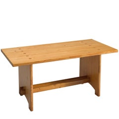 Jacob Kielland-Brandt Dining Table in Solid Pine