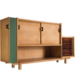 Guillerme & Chambron Sideboard, ca. 1950