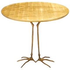 Meret Oppenheim 'Traccia' Coffee Table