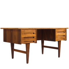 Kai Kristiansen Freestanding Rosewood Desk