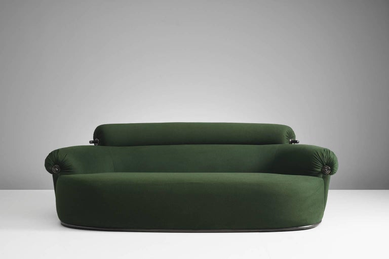 Italian Set of Two 'Toro' Sofas by Luige Caccia Dominioni For Sale
