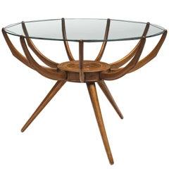 Carlo de Carli Side Table, Italy, 1950s