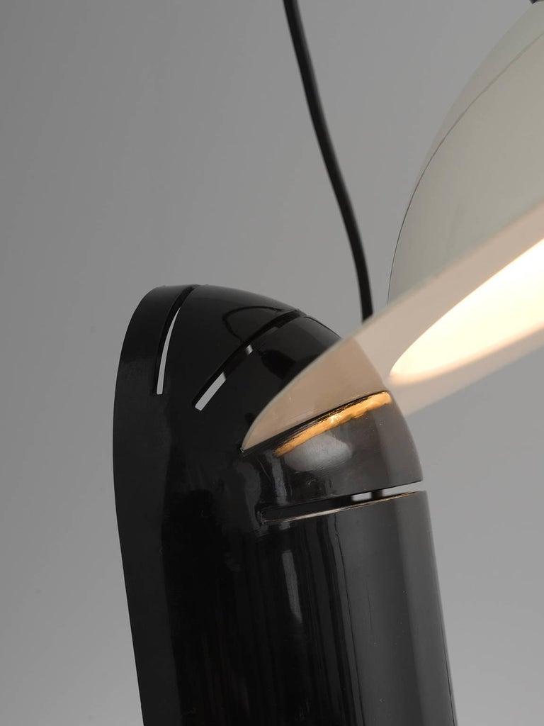 Italian D'urbino, De Pas and Lomazzi, Lampiatta Table Lamp For Sale