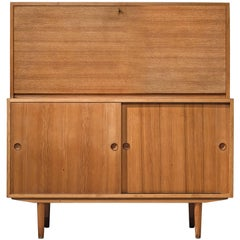 Svenska Fur Cabinet in Oregon Pine