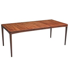 H.W. Klein Extendable Rosewood Dining Table