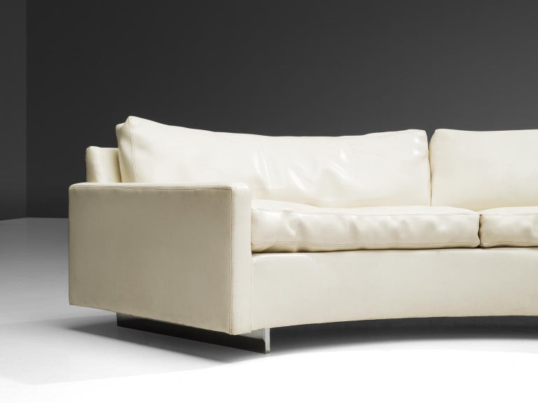 Milo Baughman for Thayer Coggin Sectional Sofa In Good Condition For Sale In Waalwijk, NL