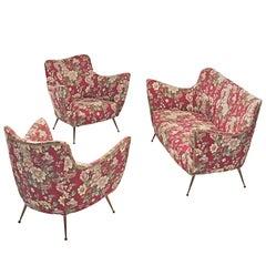 ISA Bergamo Living Room Set