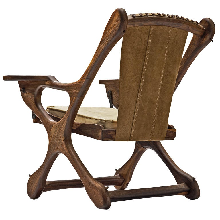 Don S. Shoemaker Armchair for Señal Furniture, Mexico