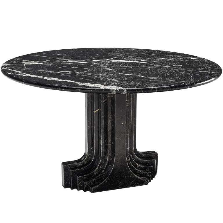 Carlo Scarpa 'Argo' Marble Table For Sale
