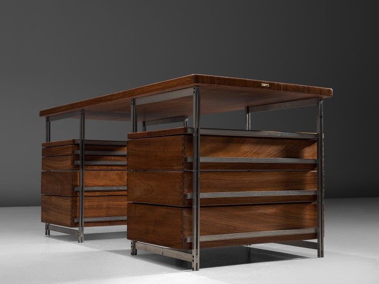 Jules Wabbes Desk Foncolin Desk For Sale 2