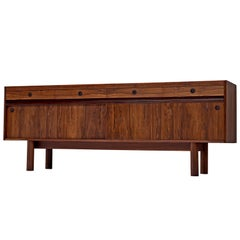 Scandinavian Sideboard in Rosewood