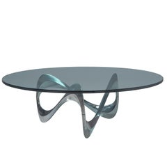 Knut Hesterberg 'Snake Table' Cocktail Table