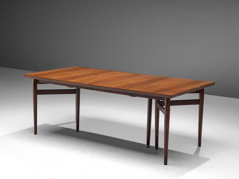 Mid-20th Century Arne Vodder Dining Room Set  For Sale