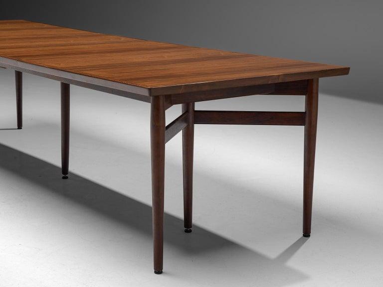 Arne Vodder Dining Room Set  For Sale 1