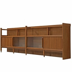 Guillerme et Chambron Case Pieces and Storage Cabinets
