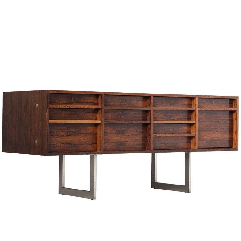 Bodil Kjaer Freestanding Rosewood Sideboard