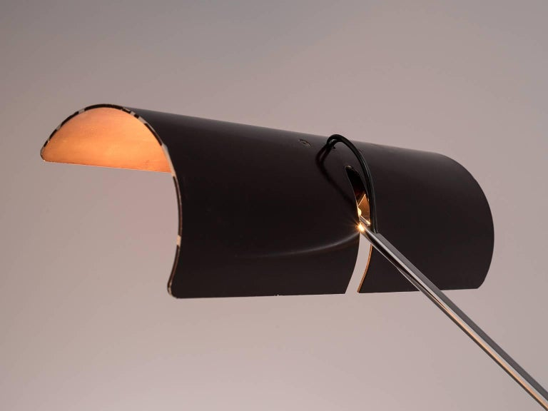 Mauro Martini for Fratelli 'Picchio' Table Lamp, circa 1960 For Sale 1