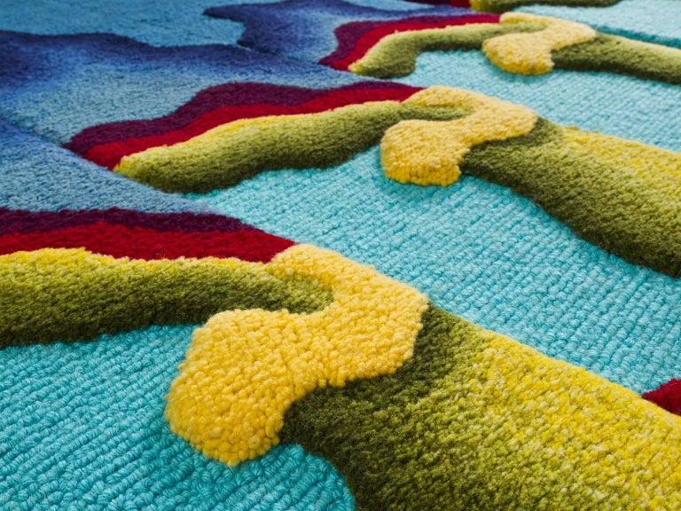 Colorful Tekima Rug For Sale At 1stdibs