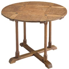 Jac van den Bosch Side Table by 'T Binnenhuis, circa 1910