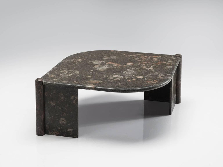 Italian Marble Coffee Table 1970s For Sale At 1stdibs