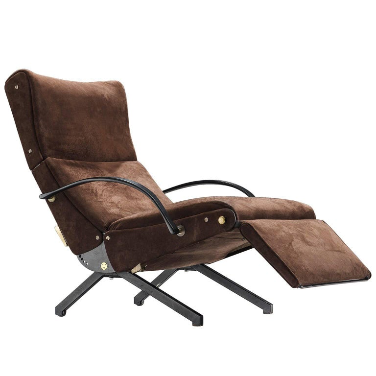 Osvaldo Borsani for Tecno P40 Lounge Chair