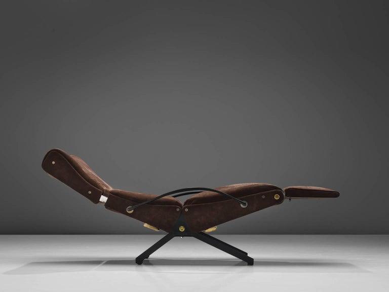 Italian Osvaldo Borsani for Tecno P40 Lounge Chair For Sale