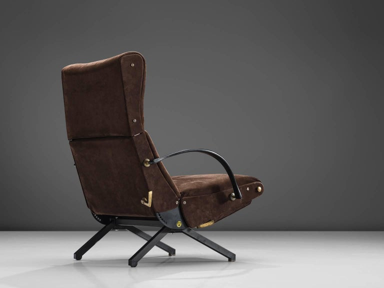 Osvaldo Borsani for Tecno P40 Lounge Chair In Good Condition For Sale In Waalwijk, NL