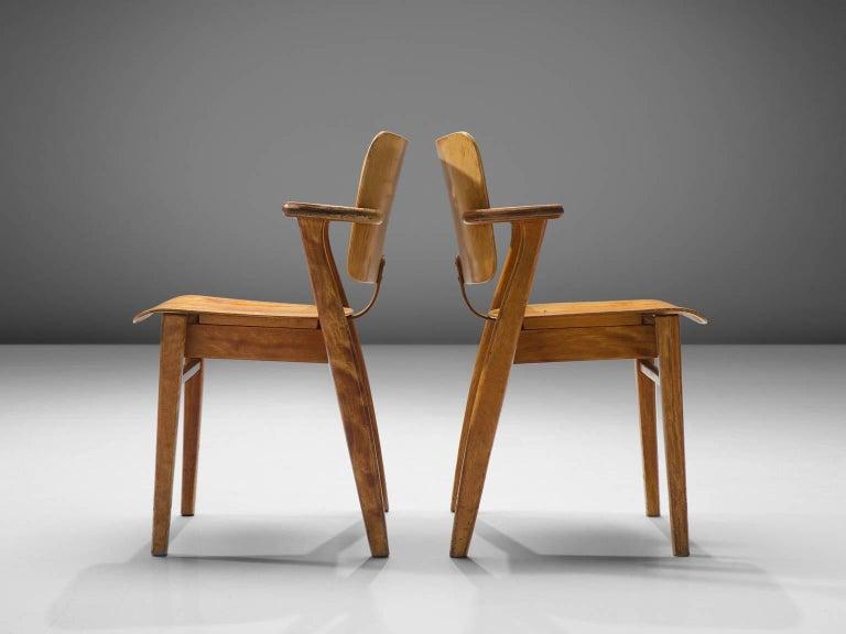 Ilmari Tapiovaara Set of 16 'Domus' Armchairs, Finland For Sale 1