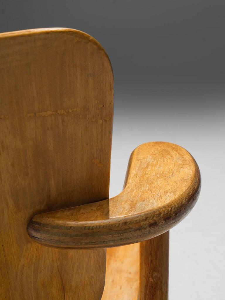 Ilmari Tapiovaara Set of 16 'Domus' Armchairs, Finland For Sale 3