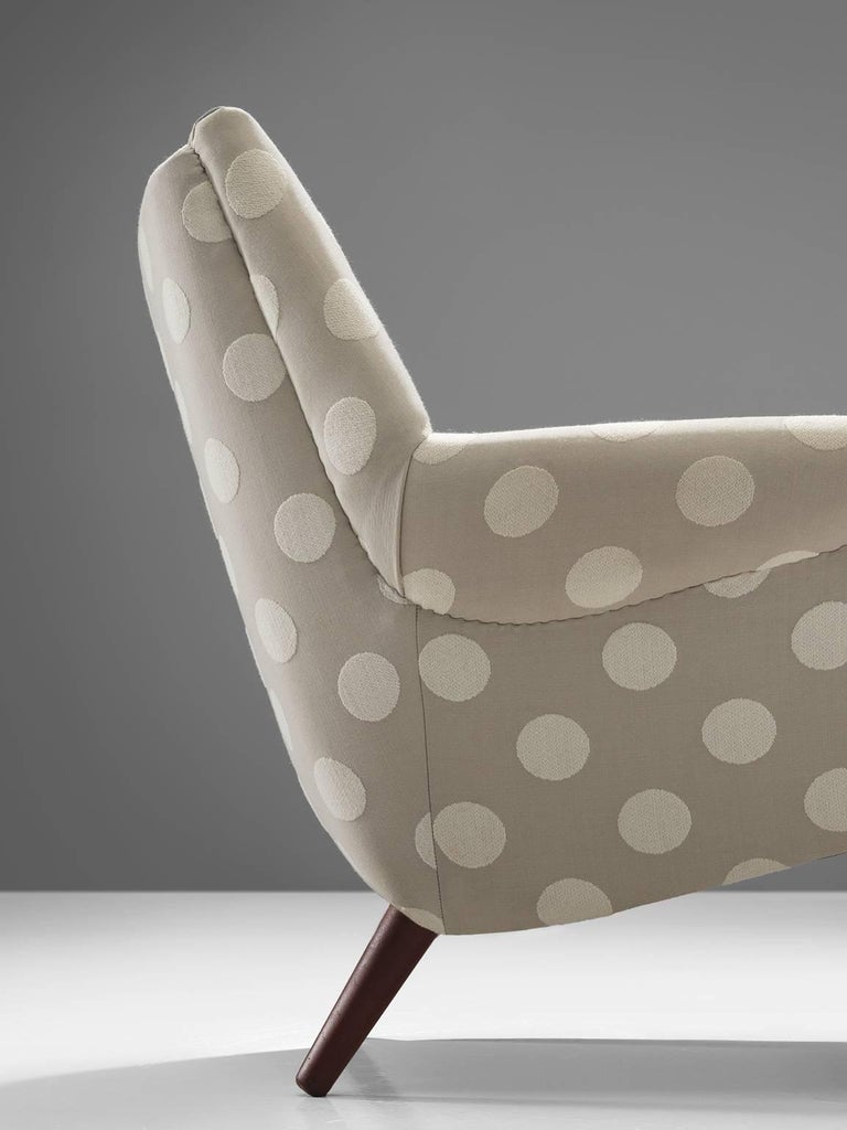 Mid-20th Century Pair of Scandinavian Easy Chairs, circa 1960 For Sale