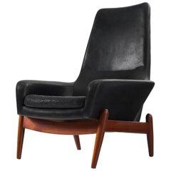 Ib Kofod-Larsen PD30 Lounge Chair in Teak