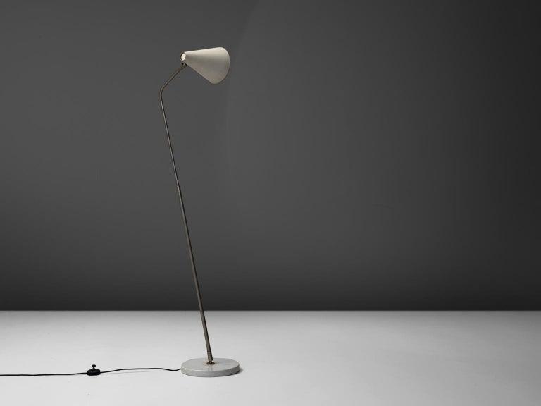 Mid-Century Modern Giuseppe Ostuni Floor Lamp for O-Luce For Sale